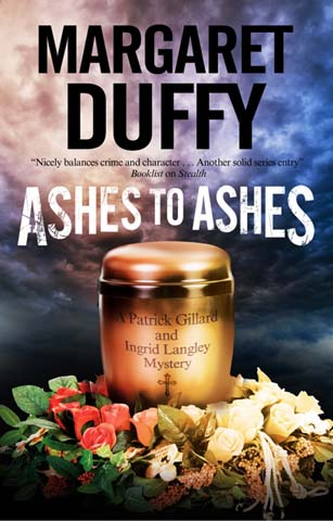 Image of Ashes to Ashes cover
